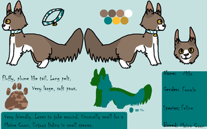 Mika Reference Sheet -UPDATED- by mothes