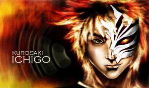 Ichigo Vizard Form by JazzSiyArt