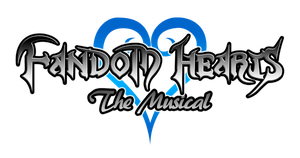 Fandom Hearts The Musical by kh2kid