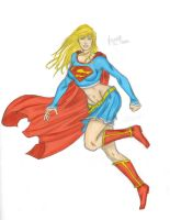 Super Girl Color by Kimbawest