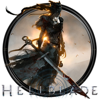 Hellblade Dock Icon by OutlawNinja