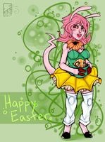 Happy Easter 2014 by Kinla