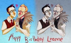 Birthday Present for Leanne by Howell