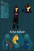 PDL: Aria Adair by xXSapphira-wolfXx