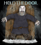 Hold The Door by Greedo2007