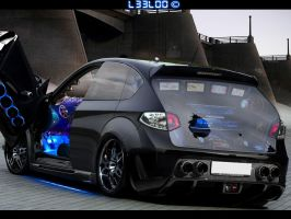 Subaru Impreza 2008 Show-car by LEEL00