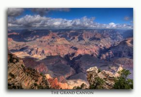 The Grand Canyon by livinginoblivion