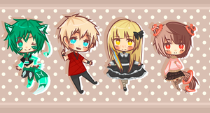 Cheebs #2 by ikeemen