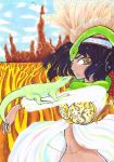 Challenge with Tianasama : Reptile Girl by kathe-cat