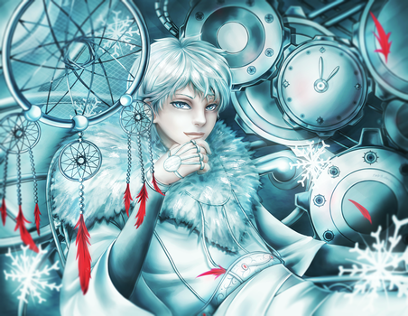Dreamcatcher by Taly5