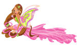 Flora Harmonix by werunchick