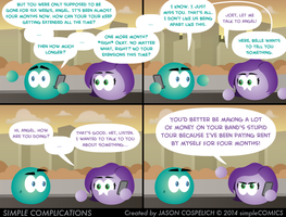 SC834 - Talking to Angel by simpleCOMICS