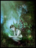 Sidhe of the Emerald Isle by cosmosue