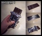 Mello's Chocolate Bar :Prop: by LauNachtyr