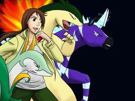 :Pkmn:Trainer:Ylia:Team: by Koto-wari