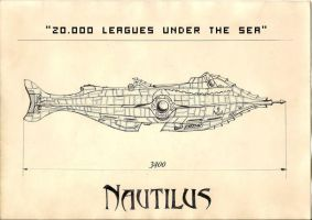 Nautilus by AlbinaDiamond