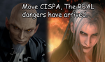 Xehanort and Sephiroth: The REAL Dangers by Neku-Sai-Sakuraba