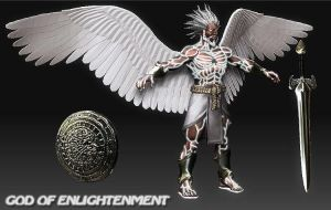 GOD OF ENLIGHTENMENT 3 by newhere