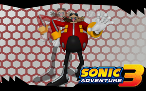 Sonic Adventure 3, Eggman by Nibroc-Rock