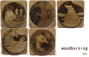Woodburning by iwabon