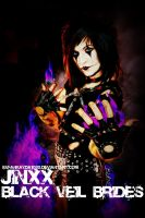 Jinxx of Black Veil Brides by EVFanKayda1020