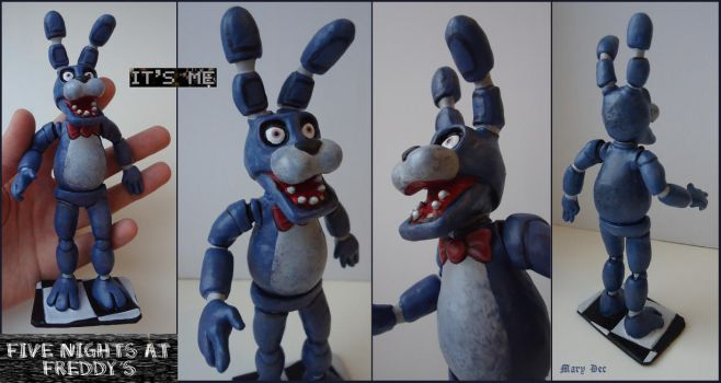 Five Nights At Freddy's - Bonnie by MaryDec