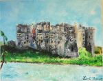 Carew Castle by rainbows-and-stars