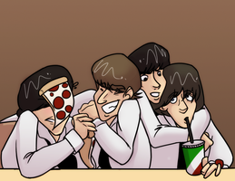 We can't handle this pizza by nowand4ever