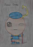 Isaac Cooper by TotallyDeviantLisa
