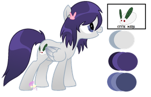 Request  for MyLittlePony4forever Winter Bunny by SugarMoonPonyArtist