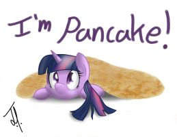 I'm Pancake! (Reupload) by CoffeeMunch