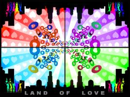 Land of Love by ZombieFuric