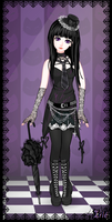 Gothic Lolita by Legendary-Darkness