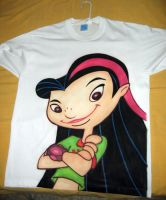 My Juniper Lee Tee Shirt by malachitecat