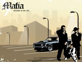 mafia remixed by vecta-art