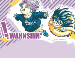 trunks and goten by just-devil