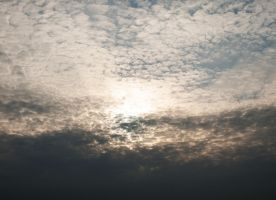 STOCK Dramatic sky by Inilein