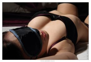 Tied Kacie 07 by 365erotic