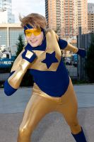 Booster Gold FTW by whiskers