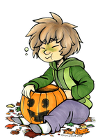 The Spoops 3-4: Pumpkin + Treats by RemixedMagic