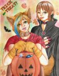 Trick or Treat by eternal-song