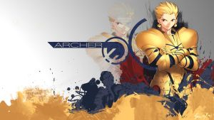 Clashing Knights : Fate/Zero : Archer by B1itzsturm