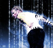 Jeff Hardy Matrix Splash by Michow619