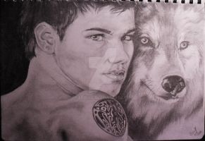 Jacob Black by Leoufe
