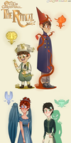 ~ OTGW - The Ritual ~ by creamcake13