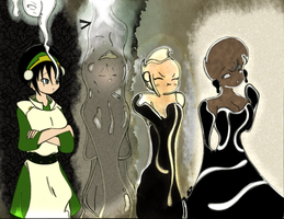 Color Test Toph Slime Transformation By Chompo by Slime-Series