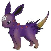Fakemon Poiseon by FilthyLandlubber