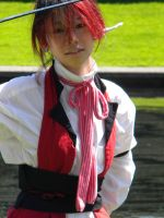 Grell-chan by Stary-dragonlover