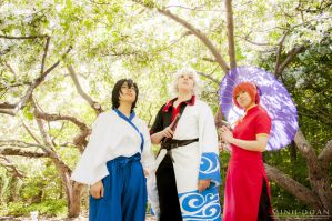 Gintama - a bright futur in front of us by visuvampy