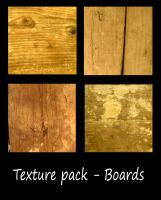 Texture Pack - Boards by rockgem